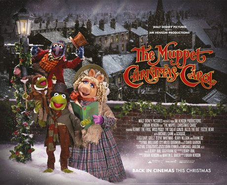 The Muppets Christmas Carol film poster