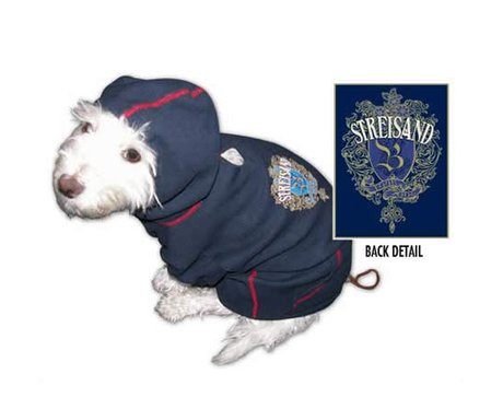 Barbra Streisand Dog thermal hoodie Merch