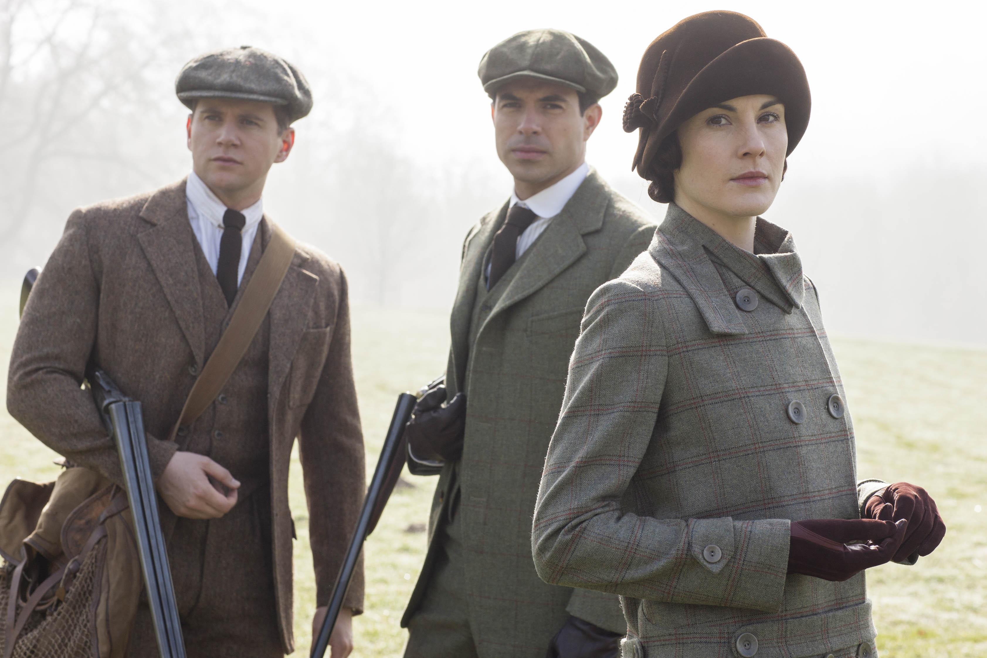 Downton Abbey, Series 5