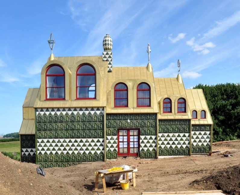 Grayson Perry's Essex holiday home