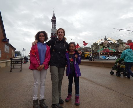 Heart Angles at Blackpool Air Show - Part One