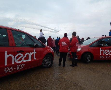Heart Angles at Blackpool Air Show - Part Three