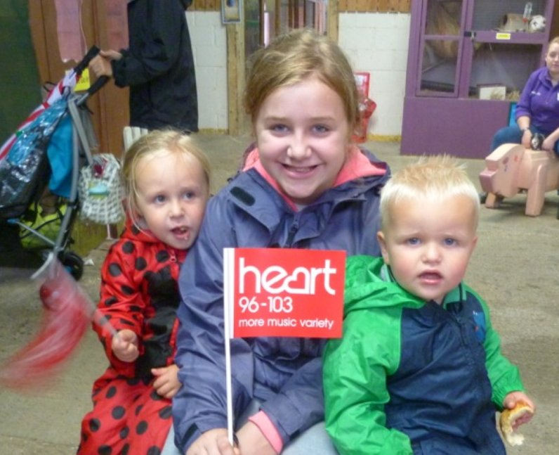 Heart Angels: Kids Fest - Marsh Farm (10 August 20
