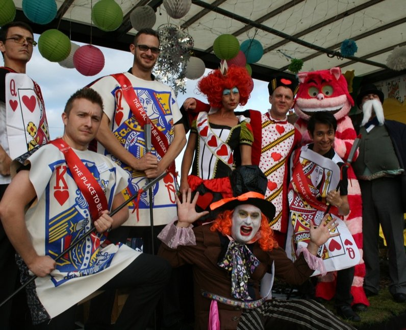 Heart Angels: Southend Carnival (16 August 2014) P
