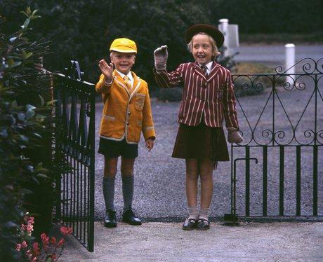 Back to school school uniform