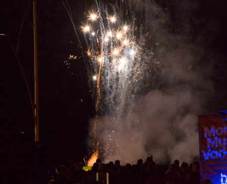 Great Yarmouth Free Fireworks 2014 Wk:5
