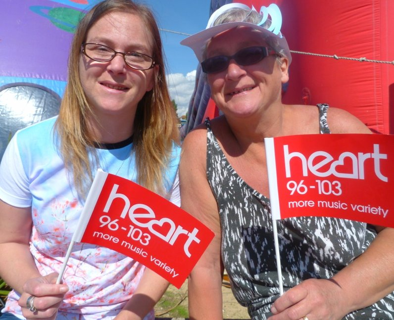 Heart Angels: Clacton Air Show