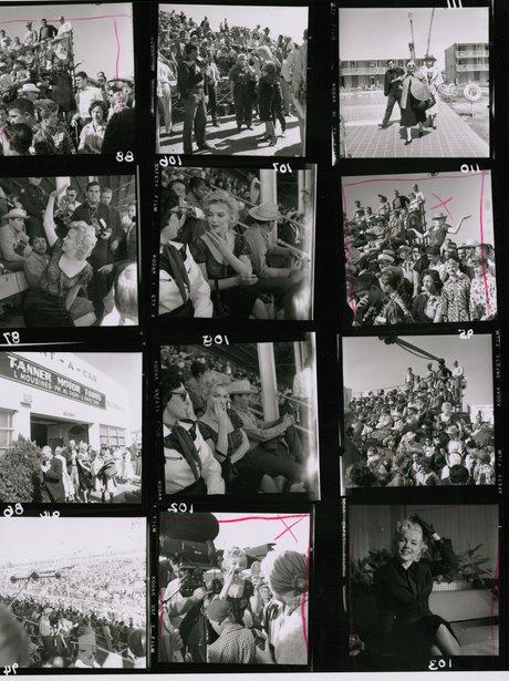 Hollywood Frame by Frame