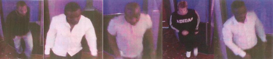 Milton Keynes Rape CCTV