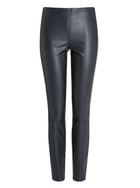 Next Pleather Trousers