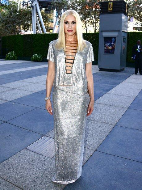Gwen Stefani at Primetime Emmy Awards 2014