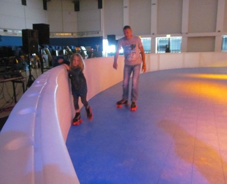 Heart Angels: BIC Roller Rink (24th August)