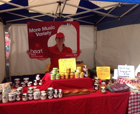 Heart Angels: Bolton Food Festival 22nd-25th Augus