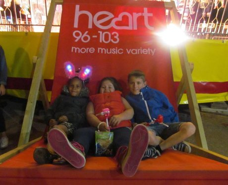 Heart Angels: Friday Family Fiesta (22nd August)