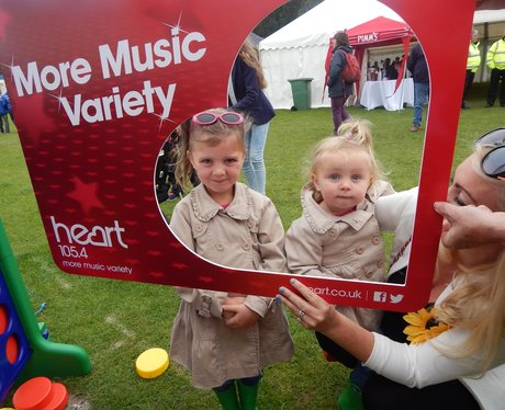 Heart Angels: Cartmel Race Course 25th August