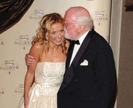 Lord Richard Attenborough and Geri Halliwell
