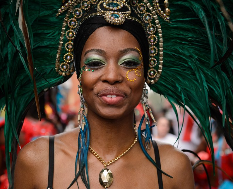 Notting Hill Carnival 2014