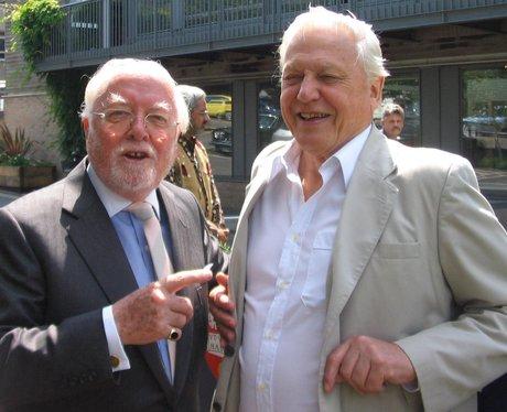 Richard and David Attenborough