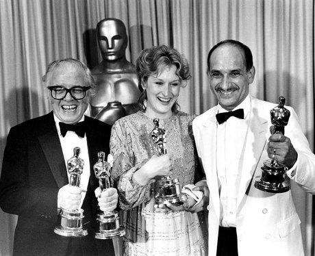 Sir Richard Attenborough, Meryl Streep and Ben Kin