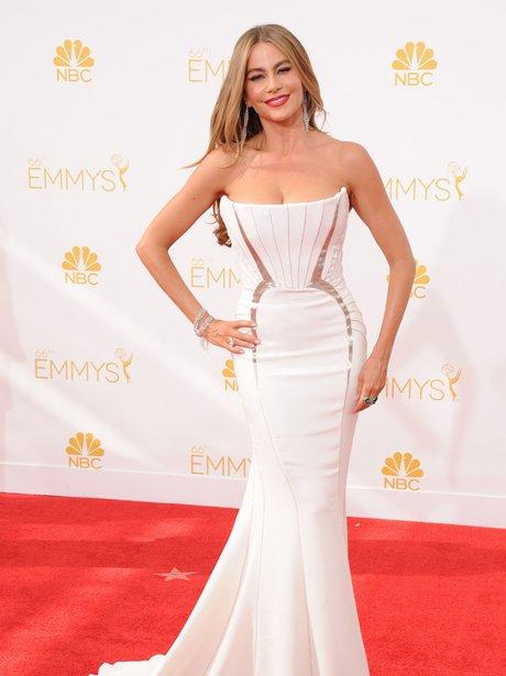 Sofia Vergara at Primetime Emmy Awards 2014