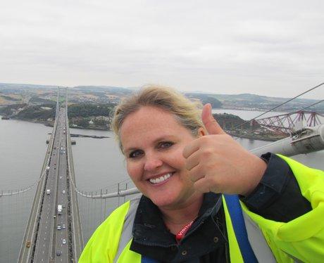Forth Road Bridge photos