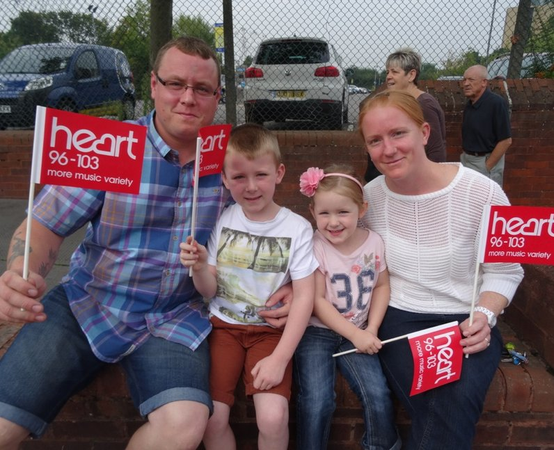 Heart Angels: Basildon Carnival Part Tow (6 Sept 2