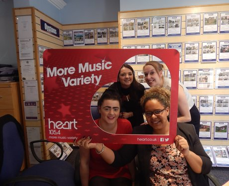 Heart Angels: Preston Work Visits (3rd September)