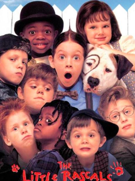 Little Rascals Movie Poster 1994