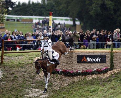 Zara Phillips 2014 World Equestrian Games