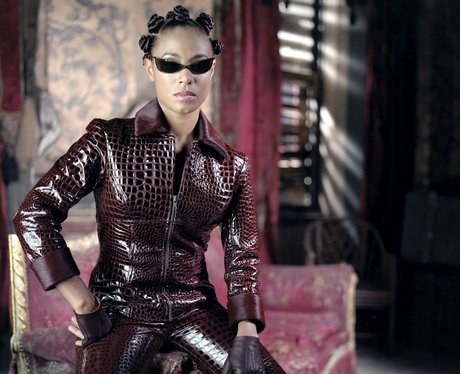 Image result for the matrix reloaded/niobe