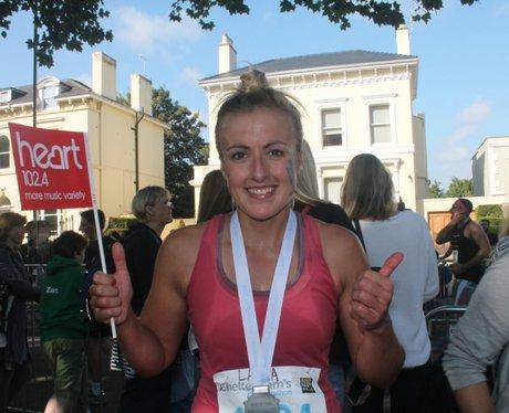 Heart Angels: Cheltenham Half Marathon (7th Septem