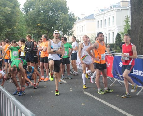 Heart Angels: Cheltenham Half Marathon (7th Septem