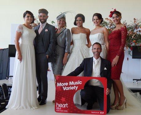 Heart Angels: LCC Wedding Fayre