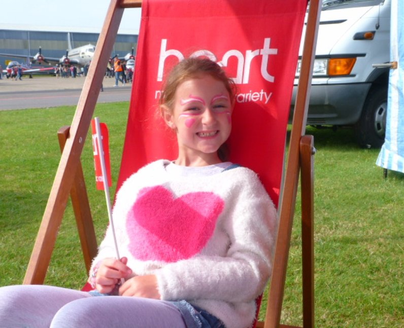Heart Angels: North Weald Family Fun Day (7 Septem