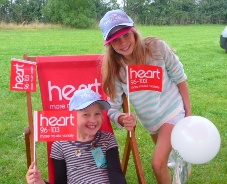 Heart Angels: Orsett Show (6 September 2014)