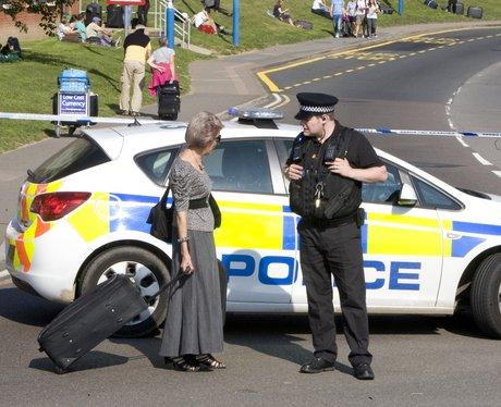 Luton Airport Evacuated