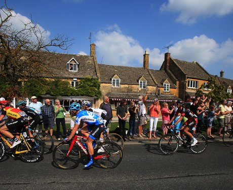 Tour Of Britain 2014 West Country