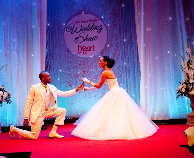 Heart Angels: Heart Wedding Show Part Two