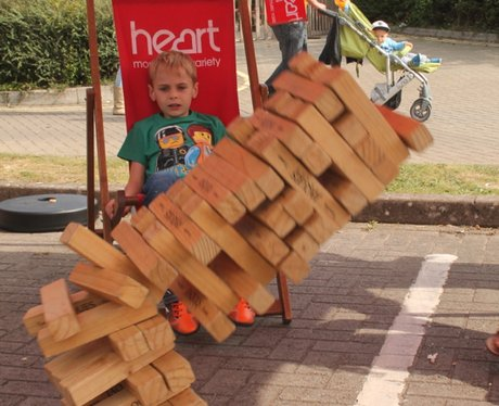 Heart Angels: Newent Onion Fayre (13th September)