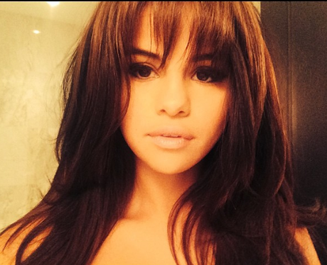 Selena Gomez - New Hair