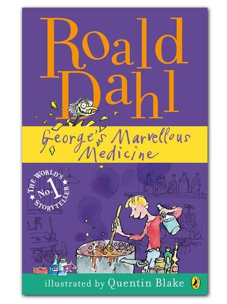 George Marvellous Medicine Book