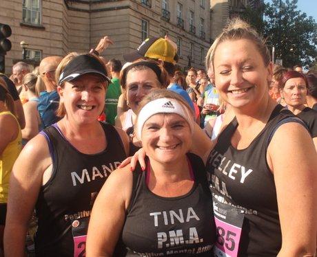 Heart Angels: Bristol Half Marathon- Pre Race (21s