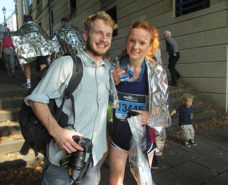 Heart Angels: Bristol Half Marathon- Post Race (21
