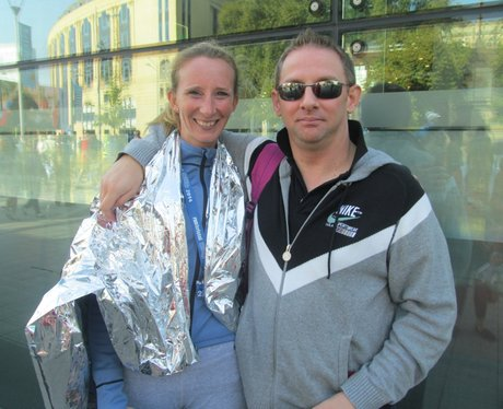 Heart Angels: Bristol Half Marathon- Post Race (21