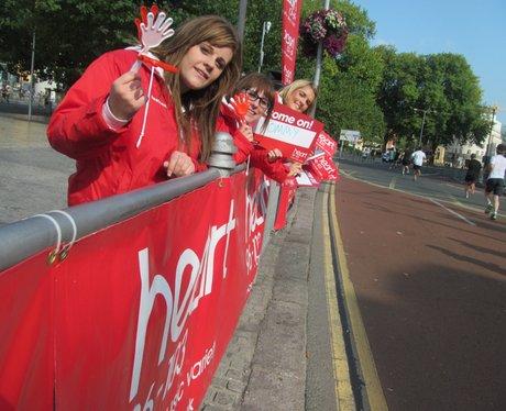Heart Angels: Bristol Half Marathon (21st Septembe