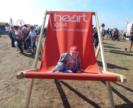 Heart FM At Southport Airshow - Sunday 21st Septem