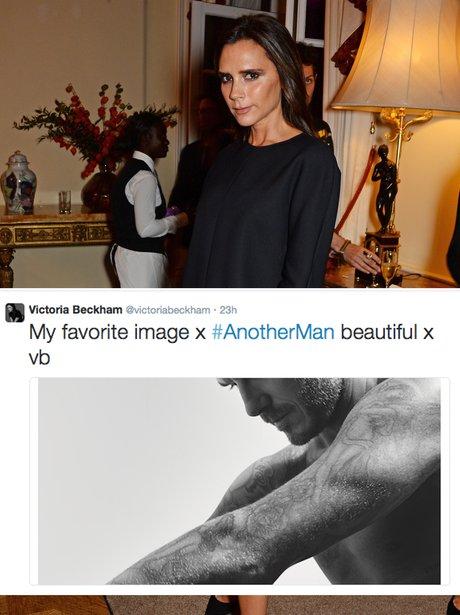 Victoria Beckham Tweet