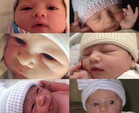 Ashton Kutcher Baby Picture Wyatt
