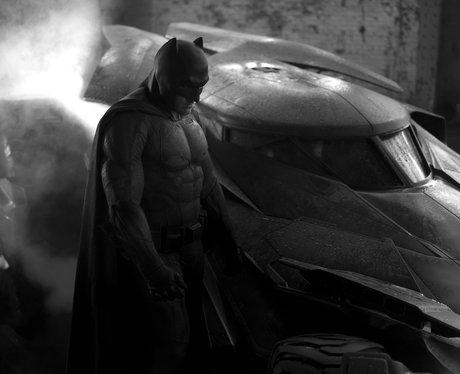 Batman V Superman Dawn Of Justice Film Still