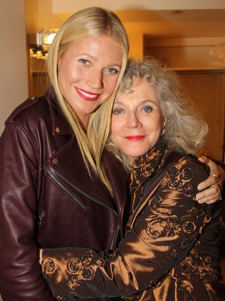 Gwyneth Paltrow and mother Blythe Danner